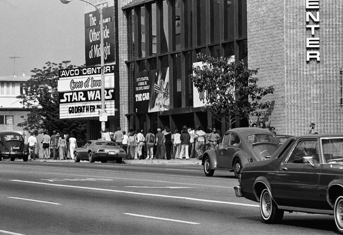 Avco Center Cinemas circa 1977