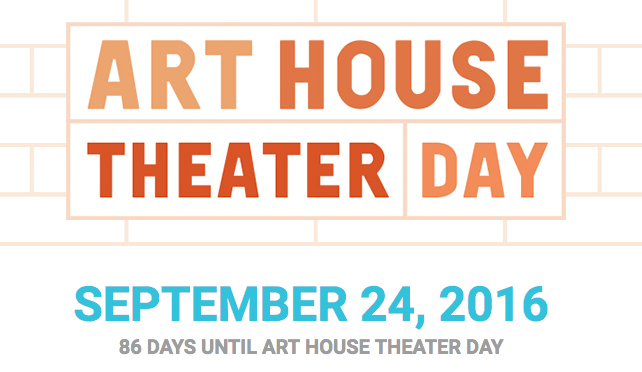 Art House Theatre Day