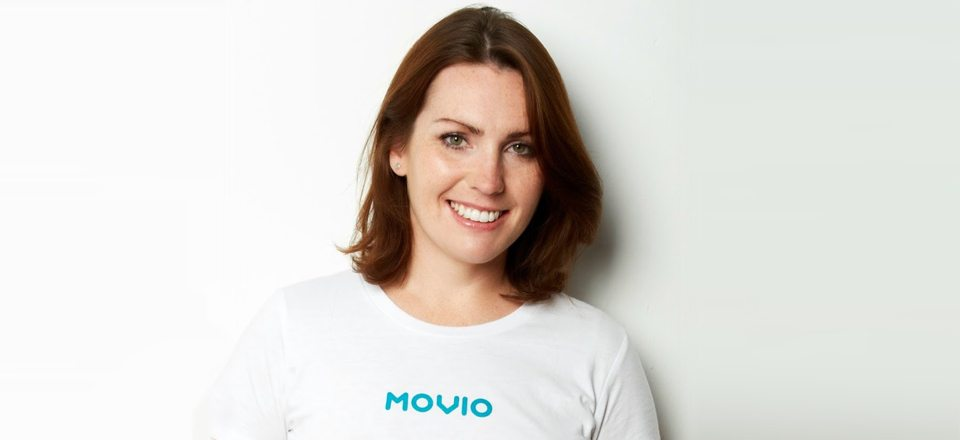 Sarah Lewthwaite, Strategic Partnerships Director at Movio
