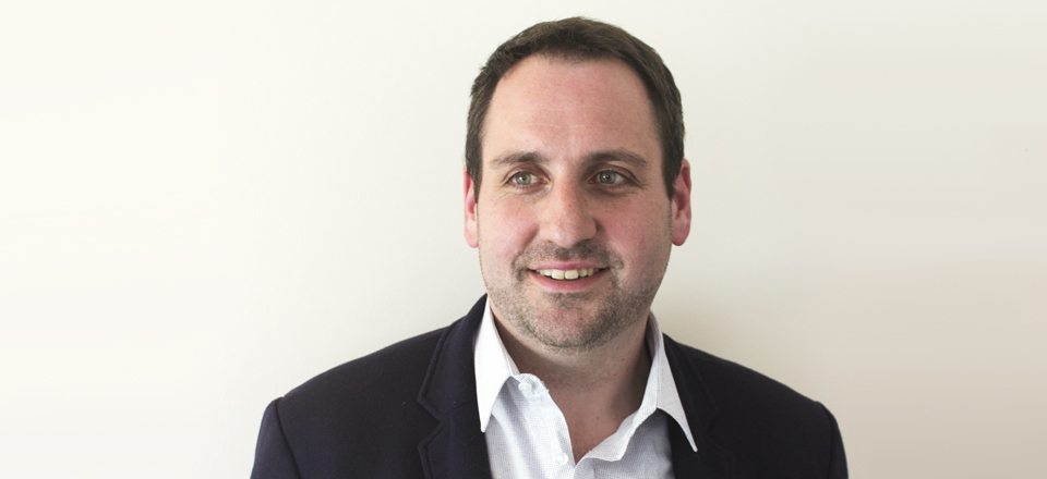 Richard Mitchell, Richard Mitchell, Vice President of Global Marketing & Commercial Development at Harkness Screens