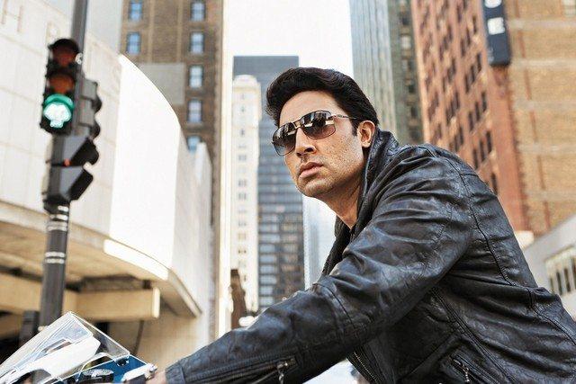 "Abhishek Bachchan in ""Dhoom 3"""