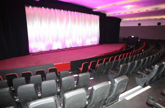 Clacton Century Cinema screen one