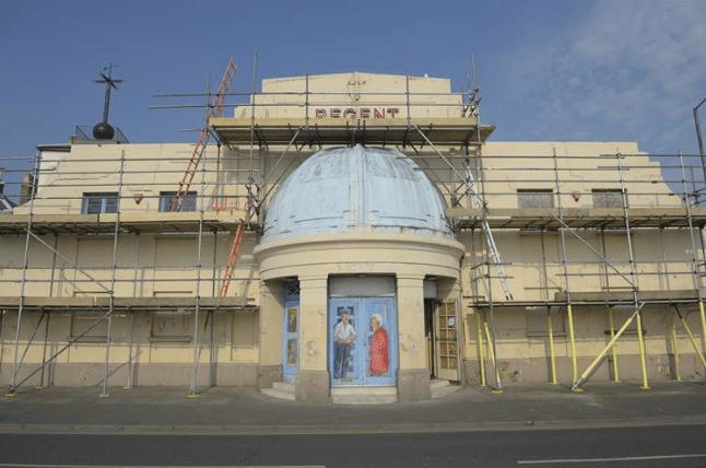 Regent Cinema in Deal