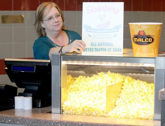 Patti Kenser, GM of Malco Sikeston Cinema & Grill