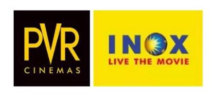 PVR Inox logos