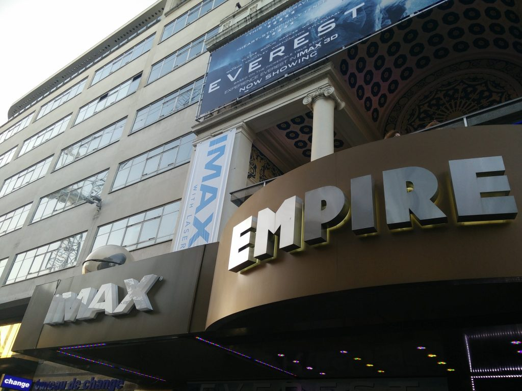 Empire Cinema Leicester Square,