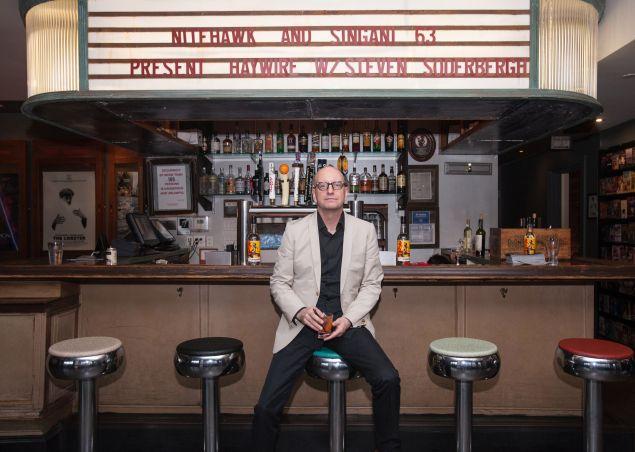 Nitehawk Cinema fan Steven Soderbergh.