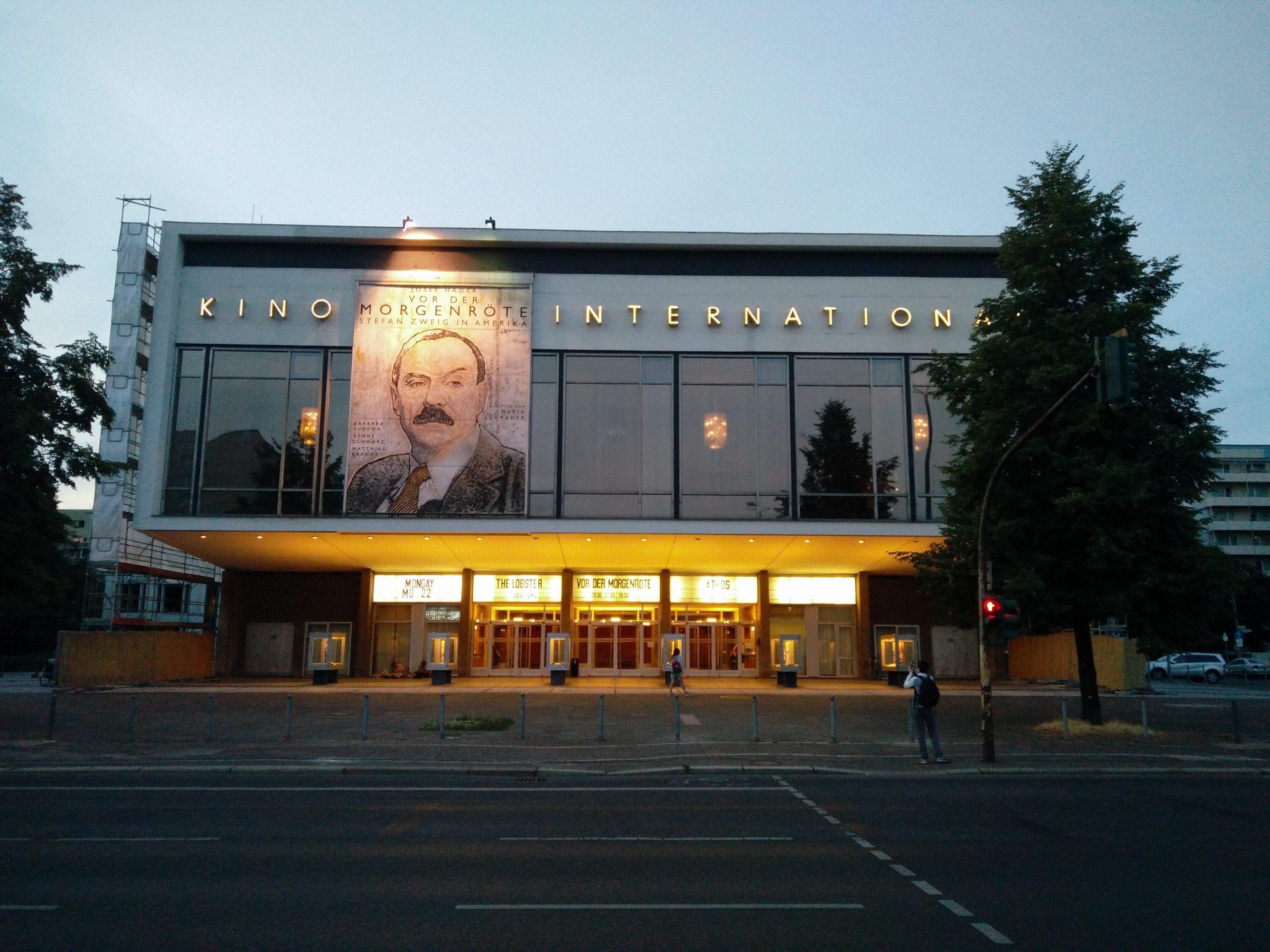 Größtes Kino Berlin