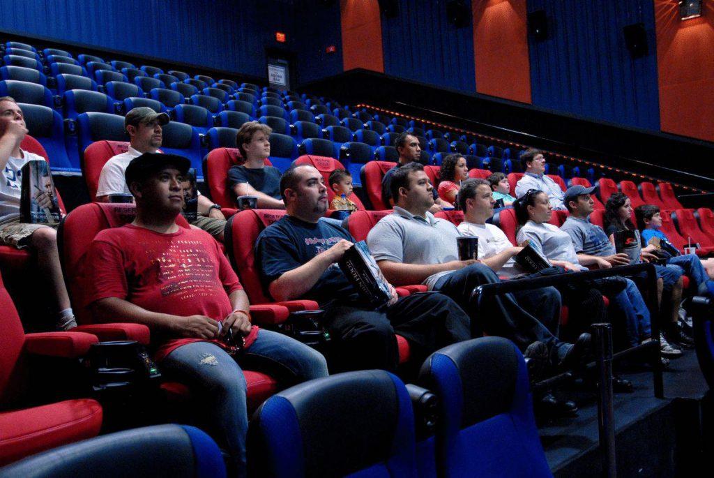 D-Box seats