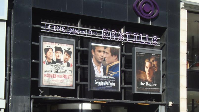 LA Bastille cinema in Paris. (photo: Wikimedia)