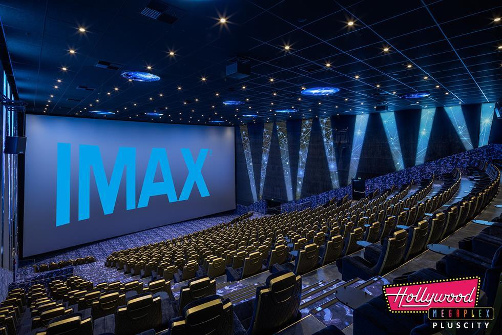 Hollywood Megaplex's Imax in Pasching. (photo: Megaplex)