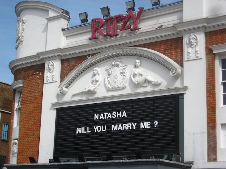 Will you marry me Natasha Ritzy