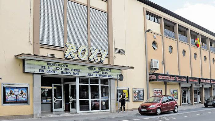 The Roxy in central Neustadt
