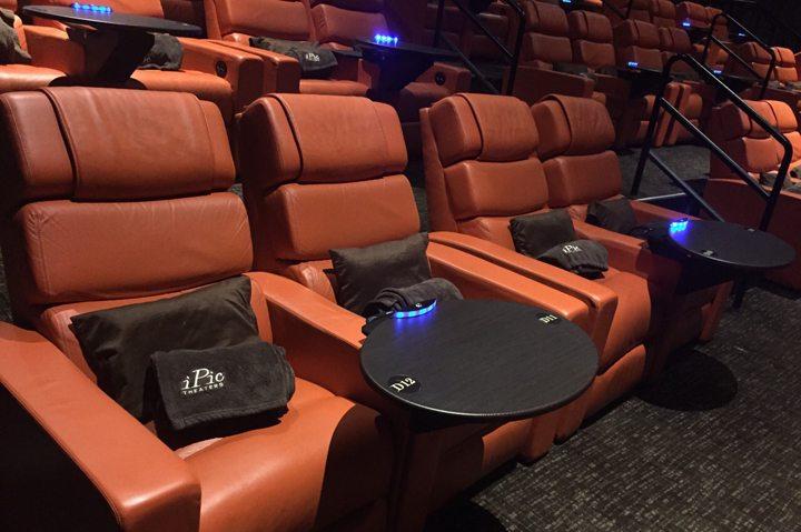 iPic Westwood Premium Plus Seats