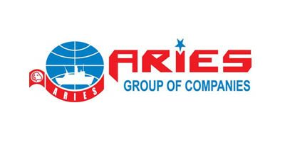 Aries Group company logo