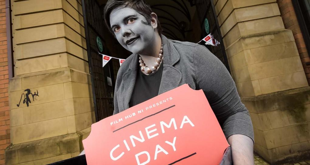 NI Cinema Day - 120 years of history. (photo: Film Hub NI)