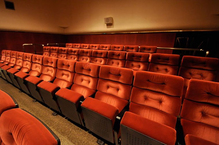 Jack & Betty Cinema seats available. (photo: Jack & Betty Cinema)