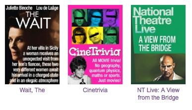 Cinema Nove films and more