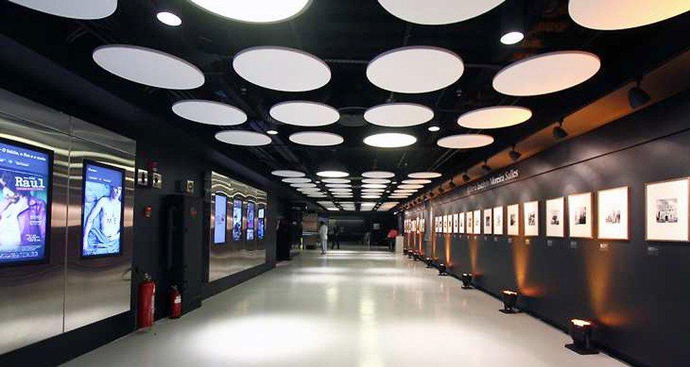 The 'Mecca' of cinemas in São Paulo, Itaú Space