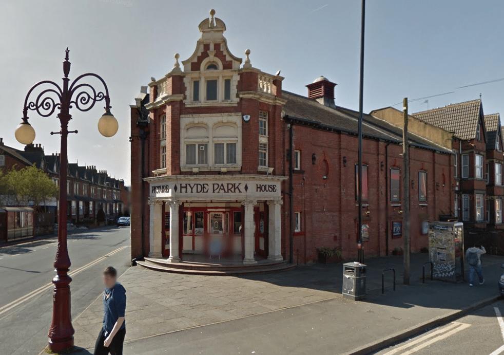 Hyde Park Cinema, Leeds. (image: Google Streetview)