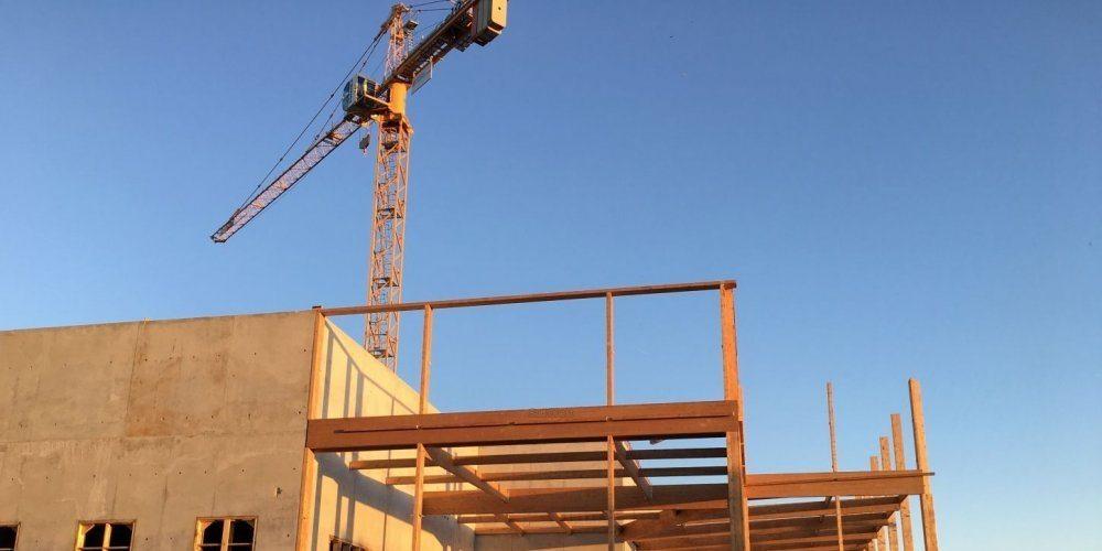 Grand Écran work underway (photo: JD Photo)