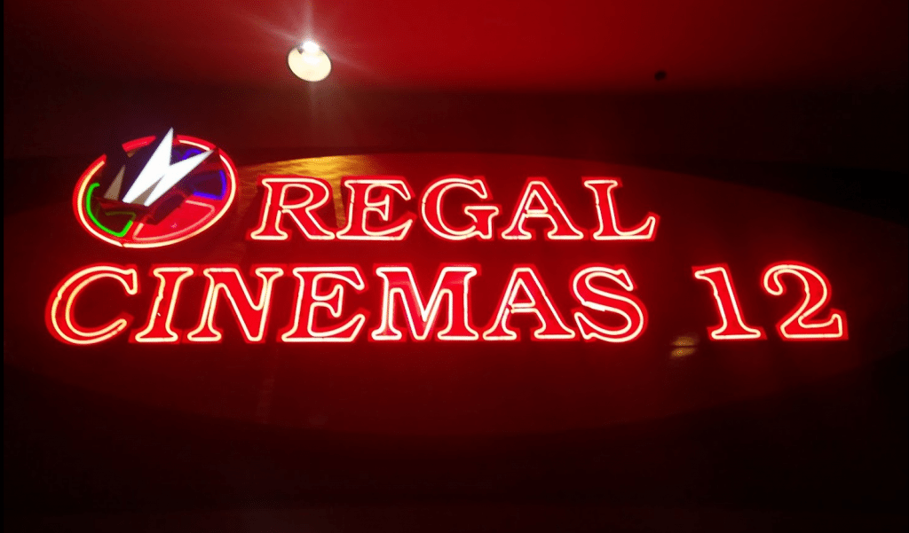 Regal Cinema 12 Henderson