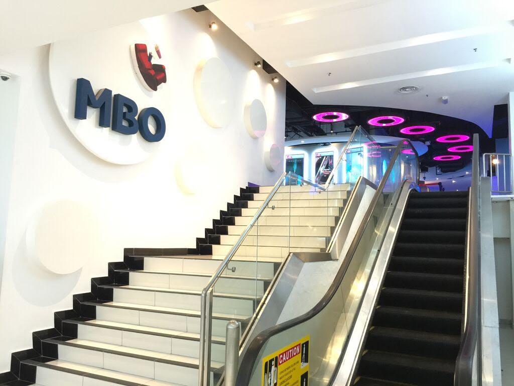 MBO Cinemas lobby.