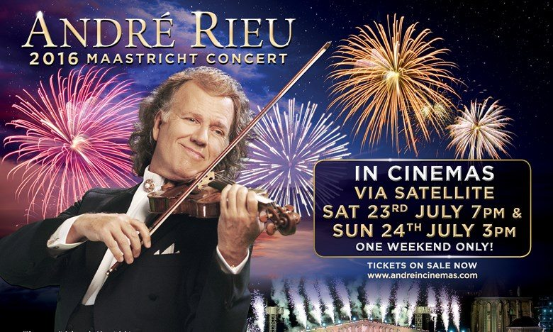 André Rieu's 2016 Maastricht Concert