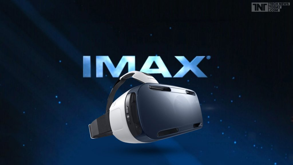 The Force is Strong with Imax VR (image: Technology News today)