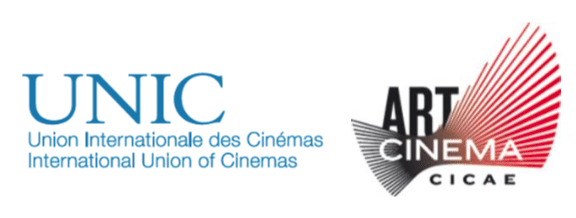 UNIC Art Cinema logos