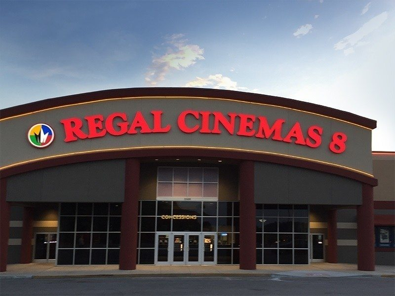 Regal Hamilton Place 8. (photo: Regal Entertainment)
