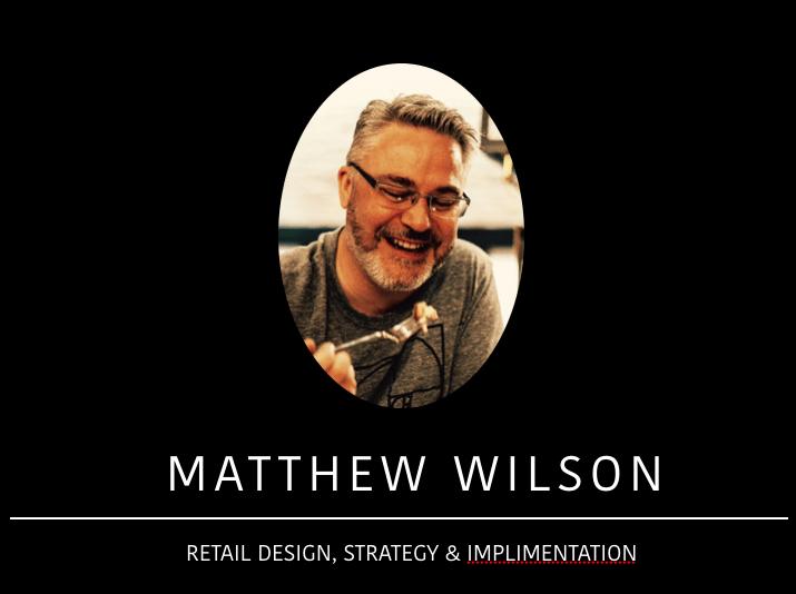 Matthew Wilson, Prêt a Manger