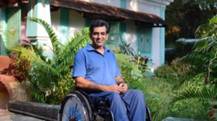 Indian patriot Salil Chaturvedi. (photo: Karan Bhagat blog)