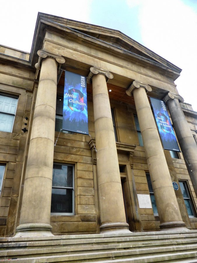 Odeon Oldham Old Town Hall. (photo: Place North West)