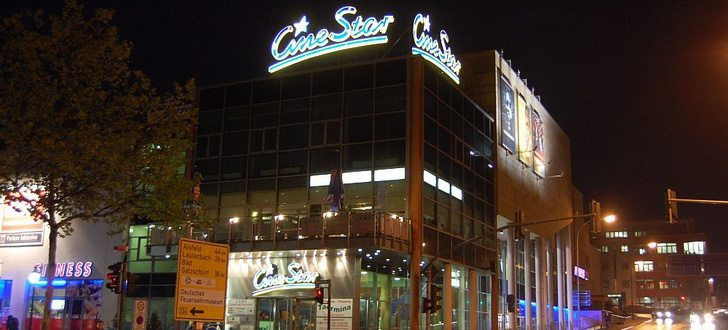 CineStar Fulda - closing a month for refurbish. (photo: Osthessen News)