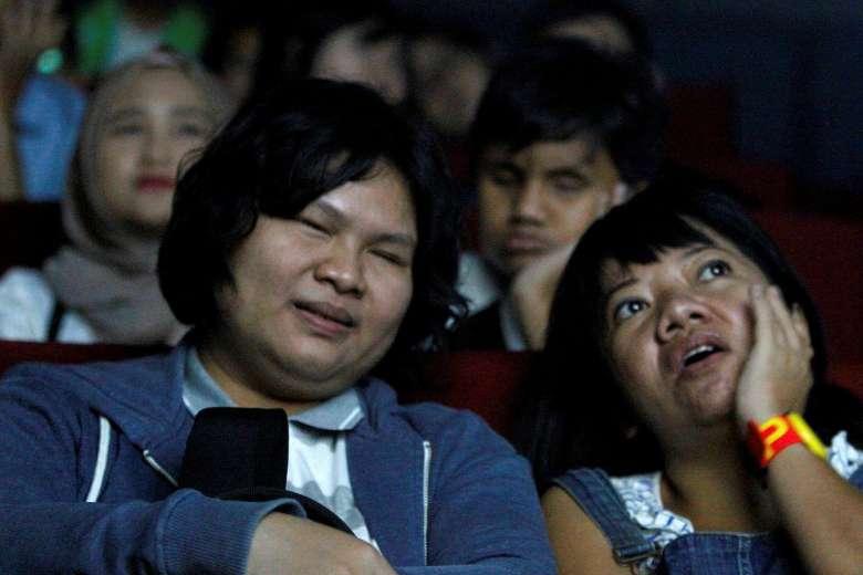 Indonesia's Whisper Cinema. (photo: Reuters)