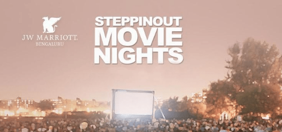 SteppinOut Movie Nights (image: Facebook)