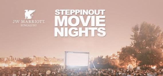 SteppinOut Movie Nights (image: Facebook)