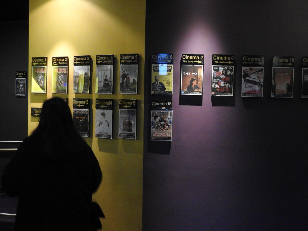 Cinema Nove, Melbourne, lobby.