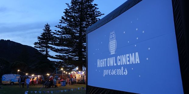 Night Owl Cinema. (photo: Bay of Plenty Times)