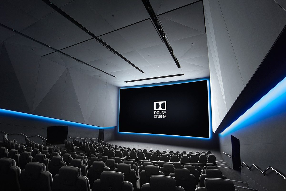 Dolby And Shochiku Multiplex Theaters Bring First Dolby Cinema To Japan Celluloid Junkie