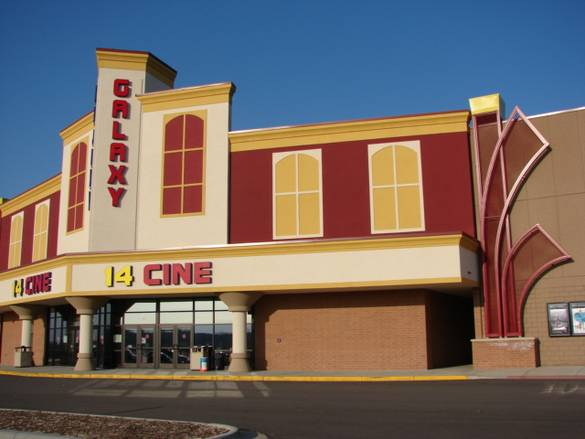 Soon to become a Marcus? Rochester's Galaxy 14 Cine. (photo: Rochester International Film Group)