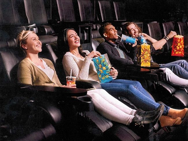 Seaway Mall's Cineplex Odeon to go all-recliner by February. (Handout/Welland Tribune/Postmedia Network)
