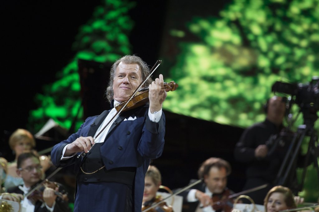 A Very Andre Rieu Christmas. (photo: CinemaLive)