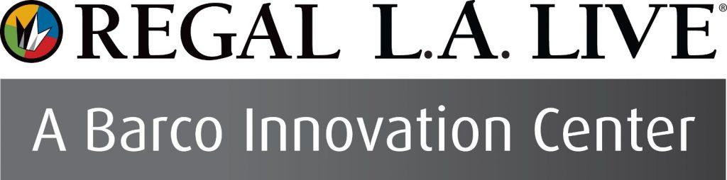Regal LA Live Barco banner