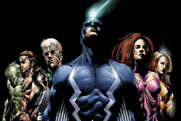 """Marvel's TheInhumans"" is coming to Imax. (image: Marvel / Disney)"