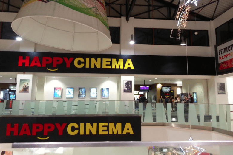 Happycinema Liberty Center, Bucharest. (photo: Romania Insider)