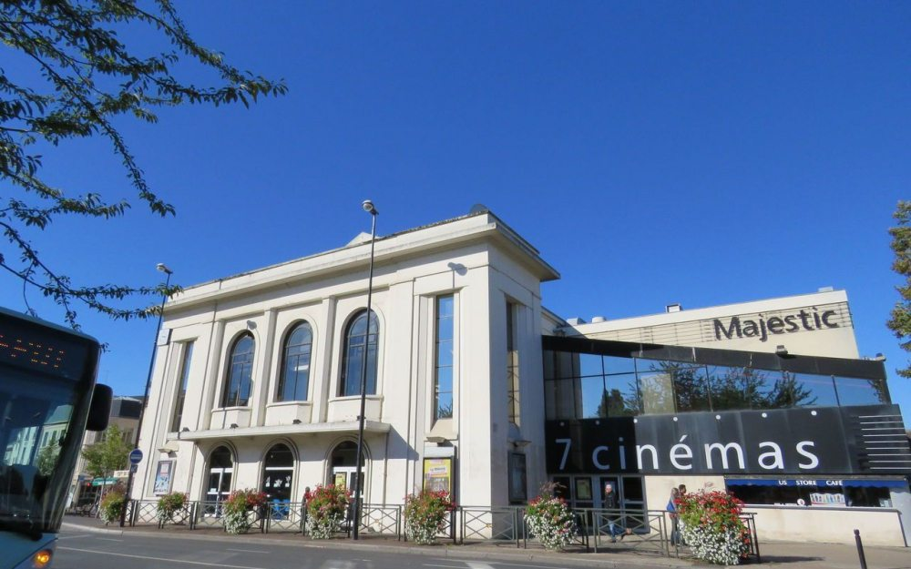 New owner - same family - for the Majestic Meaux cinema. (photo: LP / Sébastien Roselé)