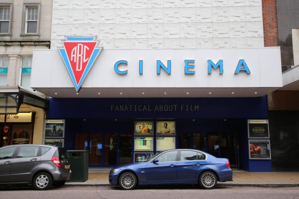 Goodbye to Bournemouth ABC - Uk's last ABC cinema. (photo: Daily Echo)
