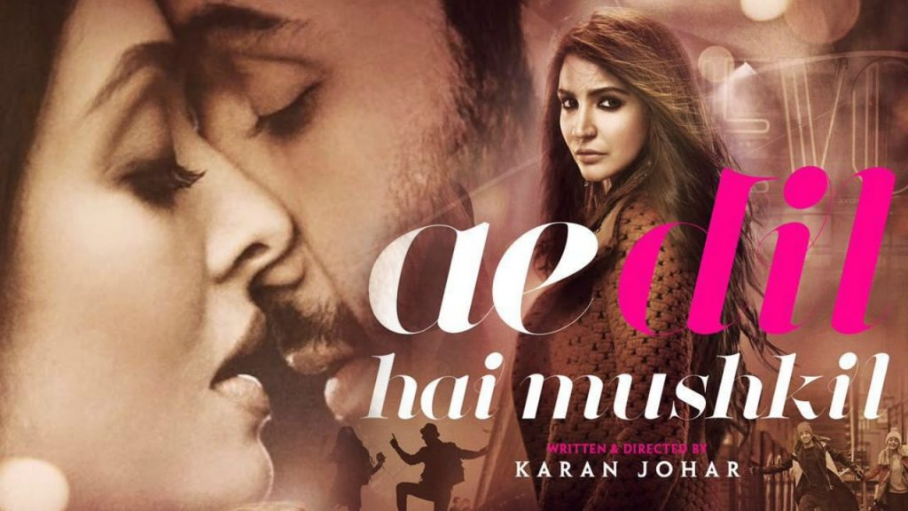"""Ae Dil Hai Mushkil"" - welcome in Pakistani cinemas once more."